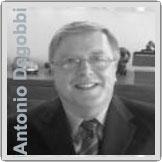 Professor Antônio Degobbi